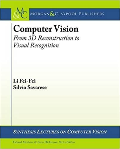 Computer Vision: From 3d Reconstruction to Visual