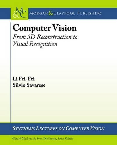 !Best Computer Vision: From 3d Reconstruction to Visual Recognition (Synthesis Lectures on Computer Vision<br />[K.I.N.D.L.E]