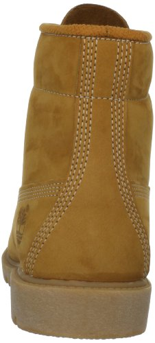 Bottes 6 In Basic Timberland - Blk, Wheat, 44
