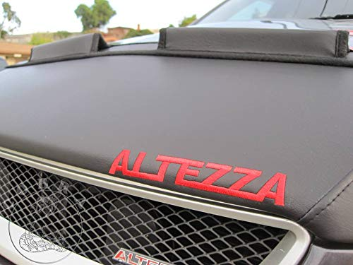Cobra Auto Accessories Car Hood Bra + Logo Fits Lexus IS300 IS200 is Altezza 99 2000 01 02 03 04 05