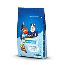 Brekkies Pienso para Perros Junior con pollo y arroz, 8000 gr