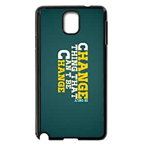 change 2 Samsung Galaxy Note 3 Cell Phone Case Black yyfD-280229