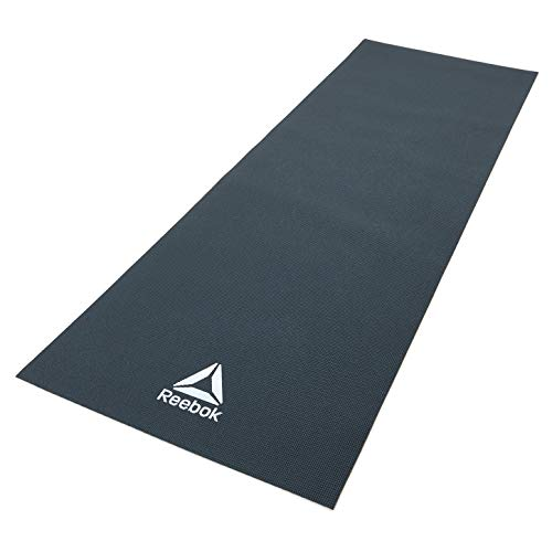 Reebok Yoga Mat, Dark Green, 4mm