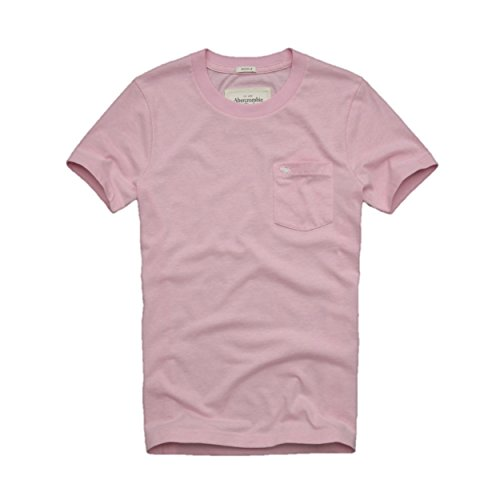 abercrombie-fitch-mens-pocket-t-shirt-large-pink