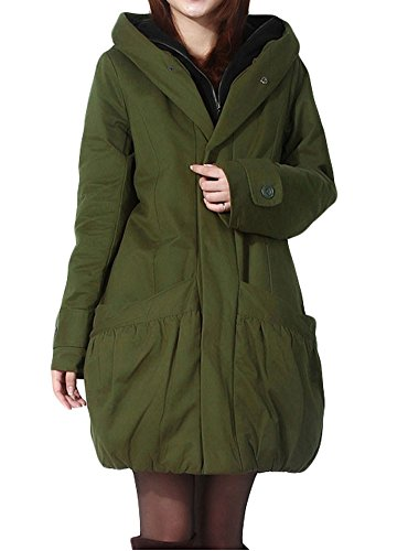 vert Cappotto Donna vert Cappotto Matchlife Donna Style2 Matchlife Style2 XAAS81wx