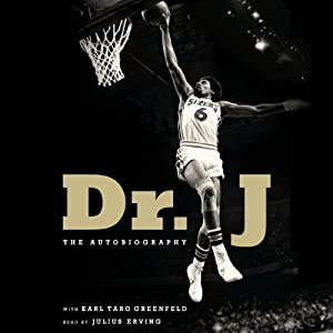 Dr. J Unabridged Audiobook
