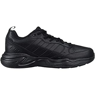 adidas Men's Strutter Cross Trainer, Black, 6.5 M US
