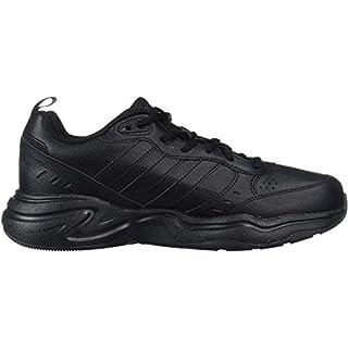adidas Men's Strutter Cross Trainer, Black, 12.5 M US