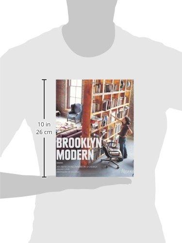 Brooklyn Modern: Architecture, Interiors & Design by Rizzoli