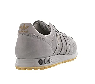 adidas Trainer Og, Sneaker Uomo Grigio Light Onix Mesa Gum
