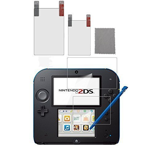 Vanka Screen Protector for Game Nintendo - Scratch Buff Out