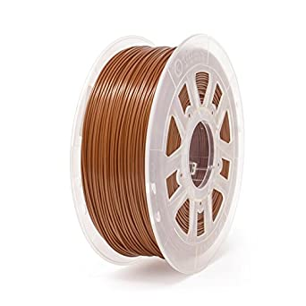 Gizmo Dorks 3mm 2.85mm ABS Filament 1kg // 2.2lb for 3D Printers Yellow