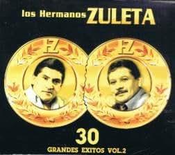 30 Grandes Exitos LOS ZULETA