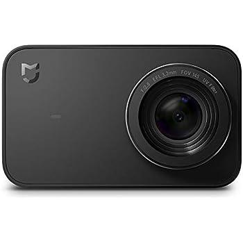 Amazon.com : Xiaomi Mijia Camera Mini 4K 30fps Action Camera ...