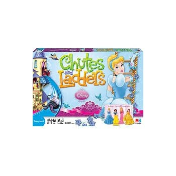 Amazon Chutes And Ladders Disney Princess Toys Games