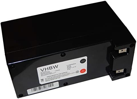 vhbw Batería Li-Ion 6900mAh (25.2V) para Robot cortacésped Ambrogio L200 Deluxe 1B, L200 Deluxe 2B reemplaza Zucchetti CS-C0106-1.: Amazon.es: Jardín