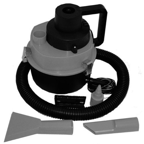 12V Wet & Dry Vacuum - Camping / Tent Cleaner