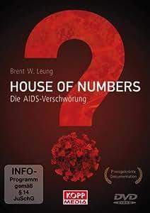House of Numbers: Die AIDS-Verschwörung [Alemania] [DVD]