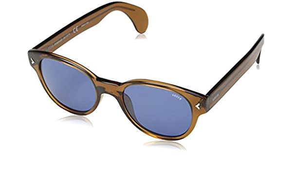 Lozza SL1913M-gafas de sol Hombre Azul Azul (TRANSPARENT ...
