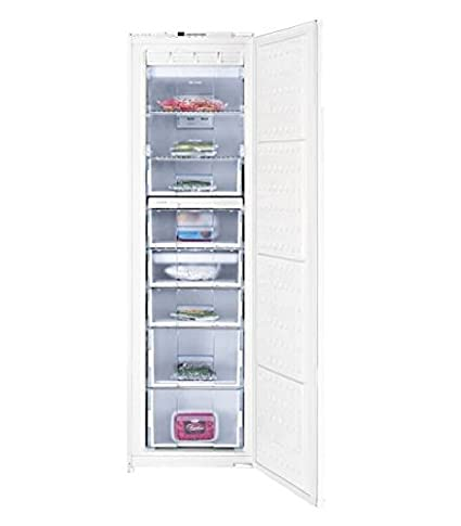 Beko FBI5851 Integrado Vertical 196L A+ Blanco - Congelador ...