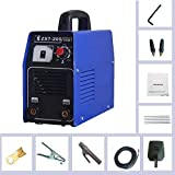 ARC Welder - SUNCHI ZX7-200 220V 200AMP Welding Machine DC Inverter MMA ARC Welder Kit Equipment … (Welder With accessories)