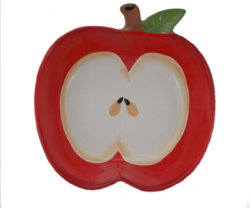 Apple Shaped Pie Plate/Baking Dish