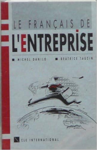 Le Français de lentreprise (cassette audio) (French Edition ...