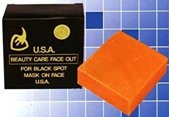 1dozen black Soap  K  Brothers USA Beauty Care Face Out For Black Spot  Whitening Bar Soap by jawnoy