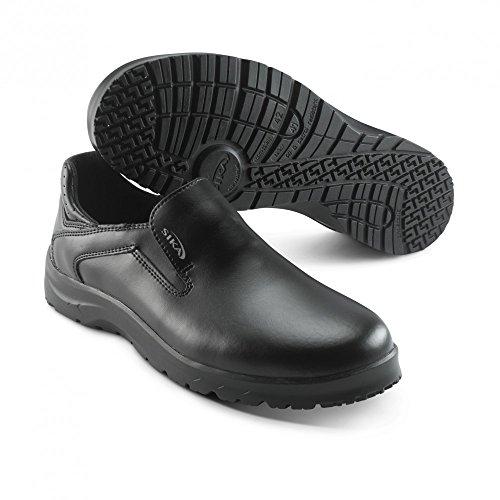 Fusione Pantofola O2 Src Schwarz Sika q0xanwd