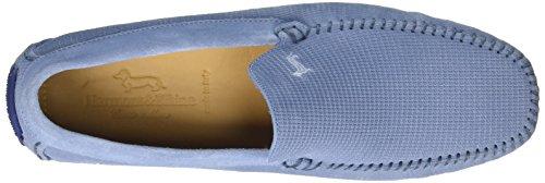 Harmont & Blaine Mocassino, Sneaker Infilare Uomo Turchese (Light Blue)