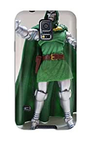 Nicholas D. Meriwether's Shop Hot Perfect Doctor Doom Case Cover Skin For Galaxy S5 Phone Case 2420480K13028718