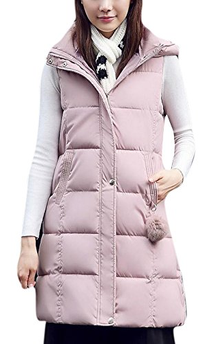 womens-winter-warm-zipper-up-hooded-long-lightweigth-padded-vest-jacket-pink