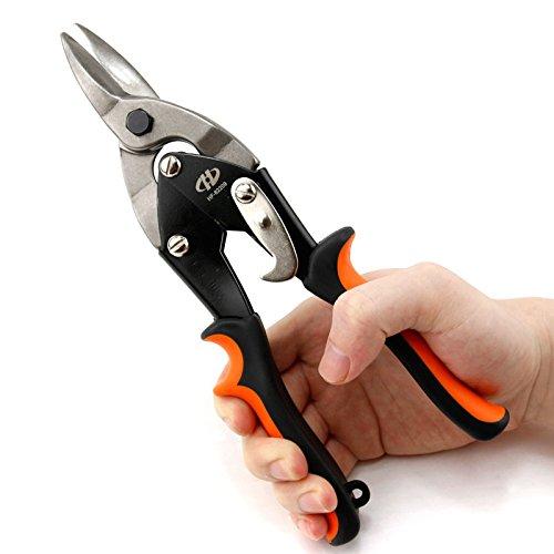 HUAFENG BIG ARROW 3PC Aviation Tin Snips Set Straight Cutter Left Cutter Right Cutter Metal Cutter 3PC Set