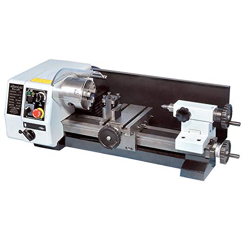 High-Precision Micro Lathe