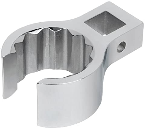 Williams SCF44 Crowfoot Wrench Flare Nut, 1-3/8-Inch - Flare Nut Crowfoot Wrench
