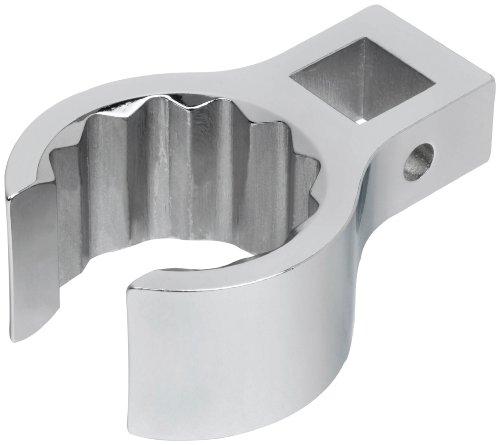Williams SCF44 Crowfoot Wrench Flare Nut, 1-3/8-Inch