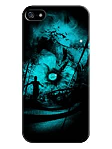 Everything Store DIY World Of Darkness Black Phone Hard Bumber Perfect For iPhone 6(4.7 Inch)