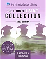 The Ultimate LNAT Collection: 2022 Edition: A comprehensive LNAT Guide for 2022 - contains hints and tips, practice questions, mock paper worked ... - brand new and updated for 2022 admissions.