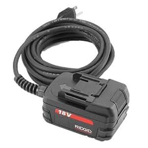 Amazon Com Ridgid 44468 120v Ac Power Adapter Home