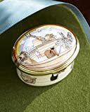 Halcyon Days Enamels Memories of Childhood Collection Noahs Ark Money Box