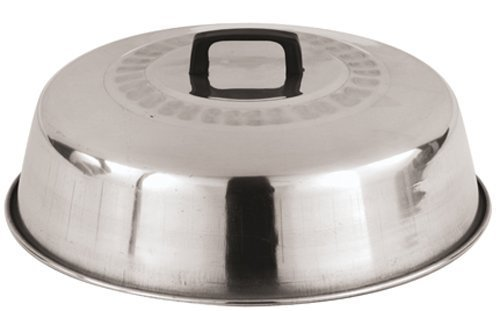 Paderno World Cuisine 12-1/2-Inch Aluminum Wok Lid by Paderno World Cuisine