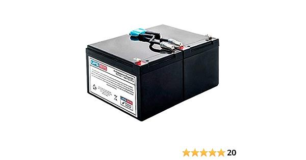 UPSBatteryCenter APC Smart-UPS 700VA SU700X167 Compatible Replacement Battery Pack