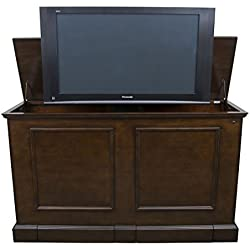 "Touchstone 74008 Grand Elevate TV Lift Cabinet for TVs up to 65"", Espresso"