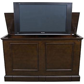 Tv Meubel Met Lift 55 Inch.Amazon Com Touchstone 72008 Elevate Tv Lift Cabinet Tvs Up To