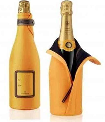Veuve Clicquot champagne bottle jacket holder (Best Champagne Veuve Clicquot)