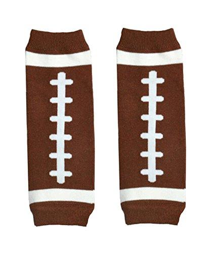 KWC - Sports Baby Leg Warmer/ Leggings (Newborn, American Football (Newborn Cupcake Costumes)