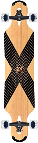 DB Coreflex Compund Flex 3 Black Complete Longboard Premium