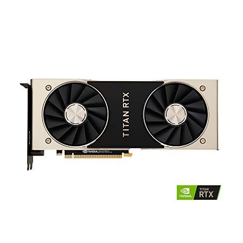 NVIDIA Titan RTX Graphics Card [並行輸入品] B07MGCTPZ1
