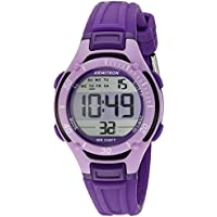 Armitron Women's 45/7062PUR Digital Chronograph Purple Watch