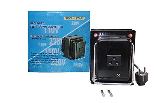 SEVENSTAR 1000 Watt Power Converter